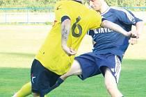 Mužstvo z Břidličné nabralo vítězný vítr, sérii nezastavily ani Kravaře.
