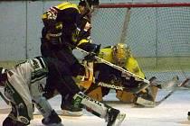 Potřetí neuspěli. Ani na třetí pokus se nepodařilo hokejistům Horního Benešova zvítězit v baráži o druhou ligu.