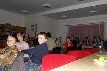 Do veřejného dění se v Rýžovišti zapojují i úplně malé děti.