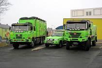 Nejnáročnější rallye světa Dakar se v již po čtvrté pojede na jihoamerickém kontinentu, a bruntálský Czech Dakar Team (CDT) u toho opět nebude chybět.