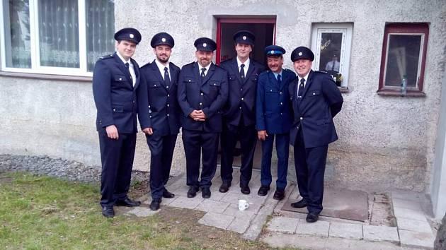 Sbor dobrovolných hasičů Karlovice.