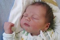 Matyáš Orel, narozen 28.7.2010, váha 3,78kg, míra 48cm, Krnov. Maminka Lenka Orlová, tatínek Robert Orel.