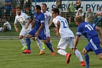 TJ Jiskra Rýmařov – FC Baník Ostrava 4:3