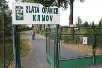 Zahrádkářská osada Zlatá Opavice. Ilustrační foto.