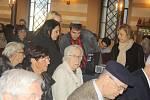 Studenti krnovských škol zaznamenali vyprávění německých rodáků. Výsledek své práce pak prezentovali v krnovské synagoze.