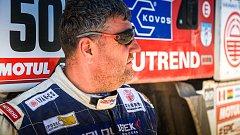 Martin Kolomý byl s náročností letošního Dakaru nadmíru spokojen. Snímky: archiv Tatra Buggyra Racing