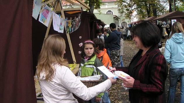 První ročník navštívila také starostka města Renata Ramazanová.