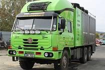 Kamion Czech Dakar Teamu.