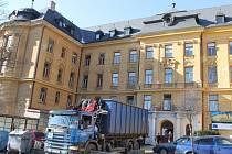 Budova Petrinu v Bruntále procházela v posledních měsících historicky největší a nejnákladnější rekonstrukcí.