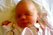 Natalie Chytilová, narozena 24.1. 2011, váha 3,53 kg, míra 49 cm, Břidličná. Maminka Andrea Applová, tatínek František Chytil.