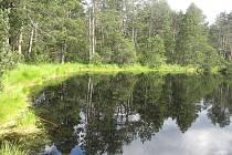 Rejvíz s velkým přírodním tahákem, Velkým mechovým jezírkem, patří údajně k druhému nejnavštěvovanějšímu místu v Jeseníkách.
