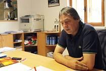 Jan Palupčík, starosta Milotic nad Opavou.