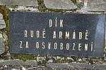 Milotice nad Opavou nezapomínají na padlé vojáky Rudé armády.