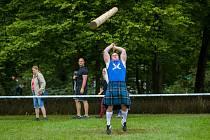 Skotské hry - Ilustrační foto.