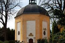 Kaple sv. Michala v Bruntále.