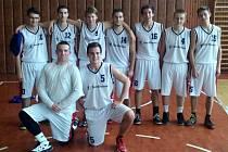 Basketbaloví junioři Krnova předvedli na domácí palubovce povedené výkony. Hlavně v prvním zápase nedali Uherskému Brodu šanci.