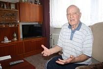 Kurt Pilzer je jedním z mála Čechů, kteří se v Krnově narodili už před válkou.