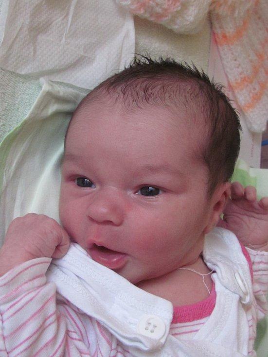 Jmenuji se MAGDALÉNKA DORČÁKOVA, narodila jsem se 25. Prosince 2018, při narození jsem vážila 3220 gramů a měřila 50 centimetrů. Brumovice