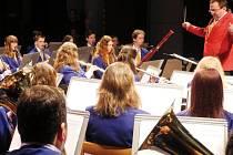 Dechový orchestr mladých Krnov. Ilustrační foto.