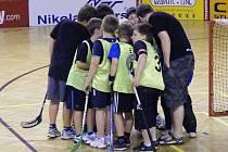 Jedno z pozitiv turnaje. Hráči se lépe poznali a drželi při sobě jako tým.