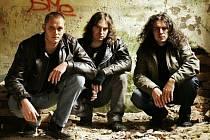 Rocková formace z Břidličné The Pant.