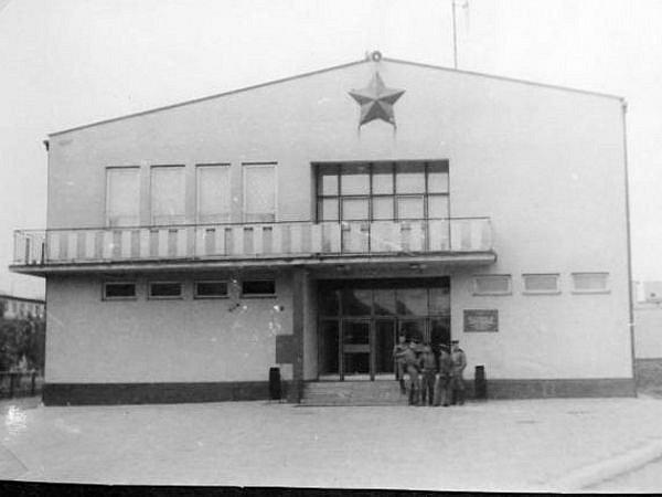 Kulturní zařízení, ve kterém vystupovaly například děti sovětských vojáků, kteří sloužili vBruntále.