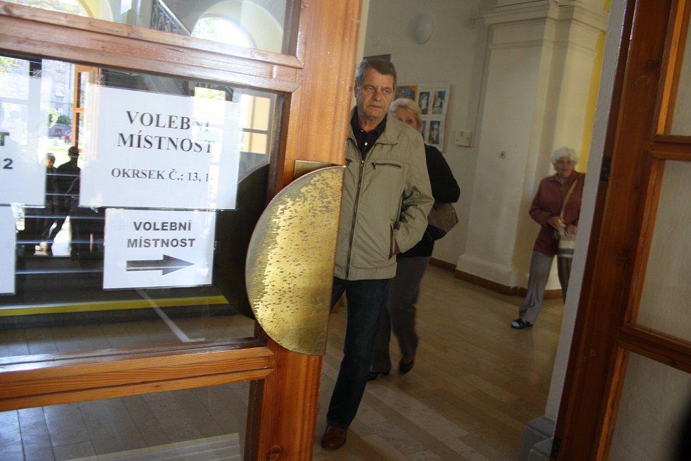Volby 2018 v Krnově.