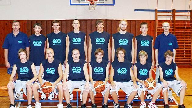 Poslední soutěžní utkání dorostenecké ligy odehrají krnovští basketbaloví junioři v pátek 14. května od devatenásti hodin proti celku ze Svitav.