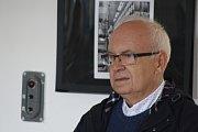Vernisáží začala výstava fotografií Stanislava Bačovského na zámku Slezské Rudoltice.