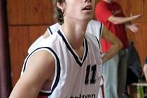 Jakub Hlaváček zápas s Českou Lípou ještě odehrál, v utkání s Kladnem ale už kvůli zranění chyběl.