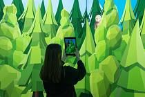 Na bruntálském zámku vznikla nové moderní expozice, která návštěvníky prostřednictvím rozšířené a virtuální reality seznámí s přírodou Jesenicka.