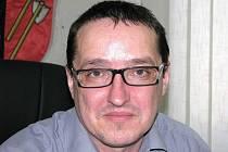 Michal Blažek, starosta města Horní Benešov.