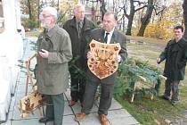 Tradice svatohubertských mší v poutním chrámu na Cvilíně byla obnovena v roce 2006 a od té doby si získala značnou oblibu.