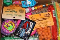 Martin Rechtorík z Ryžoviště je největším sběratelem žvýkaček v České republice. Žvýkaček nasbíral prozatím sedm tisíc dvě druhů ze sedmdesáti tří států pěti kontinentů.