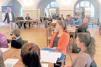 Občané Krnova na Fóru Zdravého města diskutovali nad příležitostmi a problémy.