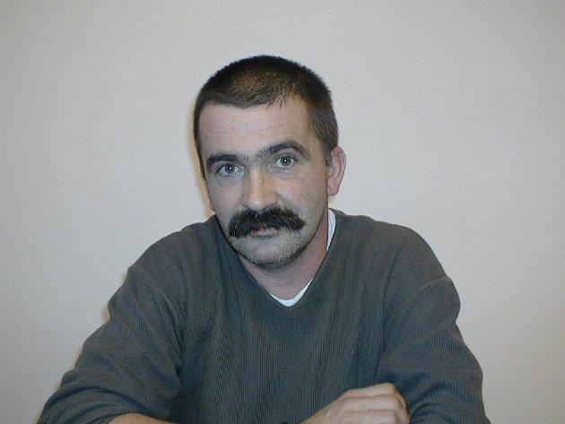 Senátor Jiří Žák.