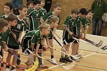 Nejmladší florbalisté v Krnově, elévové místní Orcy, se na turnajích neustále zlepšují, ale hlavně mají radost ze hry. Na turnaji v Bolaticích měli i obrovskou diváckou podporu.