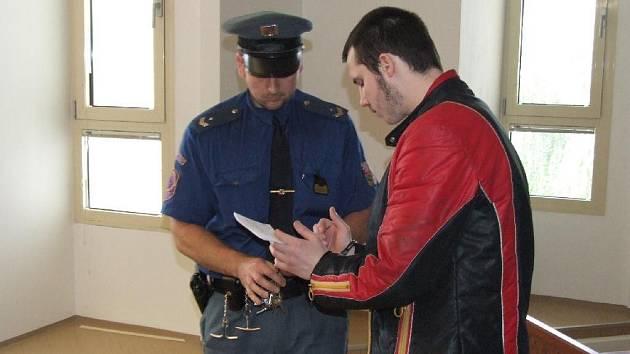 Násilník Roman S. z Bruntálu.
