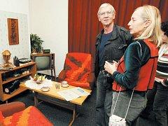 Reminiscenční místnost připravovaná v krnovském domově důchodců bude vypadat podobně, jako pokojíčky v Retro muzeu.