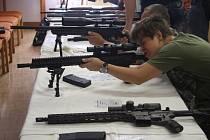Krnovská střelnice občas pořádá tematické akce pro veřejnost. Fanoušci českých zbraní se zde sejdou 15. září od 9 do 15 hodin. Čeká je výstava, diskuse s odborníky i střílení s instruktorem.