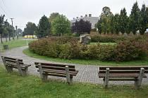 Křišťanovice s 250 obyvateli leží pět kilometrů od přehrady Slezská Harta.