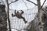 Winter Survival je Mezinárodní mistrovství Armády ČR v zimním přírodním víceboji. Začíná v neděli na Ovčárně pod Pradědem, a soutěžní výmy budeme v Jeseníkách potkávat až do konce ledna.