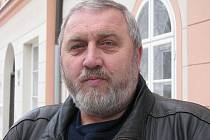 Lubomír Kyša, 57 let, Dvorce: Jako malej kluk jsem sbíral odznáčky, ale moc jsem se tomu nevěnoval. Neměl jsem na to čas.