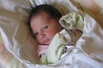 Valerie Tulejová, narozena 3.11.2009, váha 2,7 kg, míra 49 cm, Bruntál. Maminka: Miroslava Dudová, tatínek: Michal Tulej.