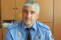 Pavel Moravec je šestnáct let velitelem Městské policie Krnov.