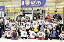 Týden hokeje se na krnovském zímním stadionu vydařil.