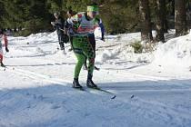 Volnější sezona čeká na rýmařovského lyžaře-běžce Václava Sedláčka, bude se více věnovat rodině.