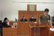 Jakub G. už stál dvakrát před soudem jako obžalovaný.