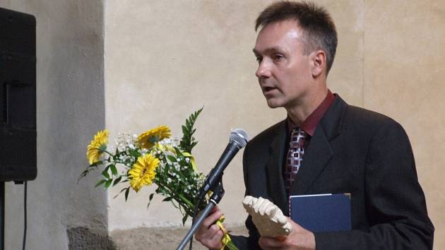Krnovský výtvarník Ladislav Steininger.