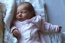 NATÁLIE PADALÍKOVÁ, narozena 23.3.2009, váha 3,56 kg, míra 52 cm, Osoblaha, maminka Petra Padalíková, tatínek Pavel Škopík.